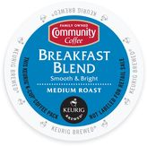 Keurig K-Cup® Pack 18-Count Community Coffee® Breakfast Blend