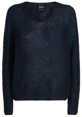 Max Mara Nord V-Neck Sweater