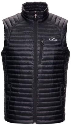 L.L. Bean Men's Ultralight 850 Down Sweater Vest