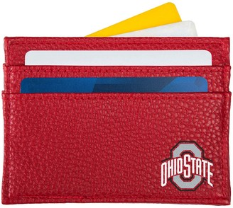 Ohio State Buckeyes Logo Card Holder