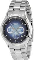 Fossil Men's FS4674 Ansel Chronograph Stainless Watch