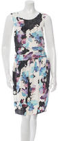 3.1 Phillip Lim Silk Floral Dress