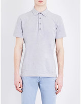 Corneliani Classic Cotton-piqué Polo Shirt