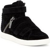 Pierre Balmain Quad Strap Hi Top Sneaker