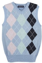 Andy & Evan Infant Boy's Argyle Easter Sweater Vest