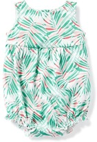 Old Navy Cutout-Back Bubble Romper for Baby