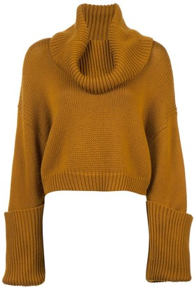 Monse Giant Cuff jumper