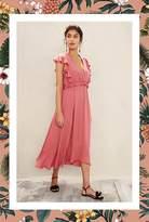 Witchery Blanca Ruffle Dress