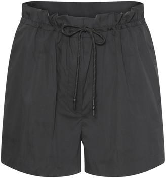 Remain Camille Cotton-Blend Poplin Drawstring Shorts