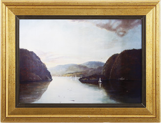 A&B Home The Hudson Highlands Painting