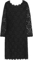 Diane von Furstenberg Colleen lace mini dress