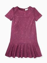 Kate Spade Girls drop waist dress