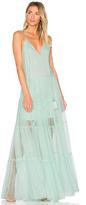 Karina Grimaldi Chloe Maxi Dress