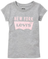 Levi's Girls 4-6x) New York Tee