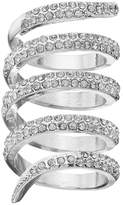 JLO by Jennifer Lopez Simulated Crystal Wrap Ring