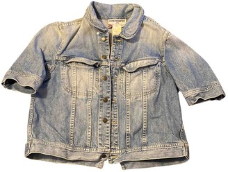 Charles Anastase Navy Denim - Jeans Jacket for Women
