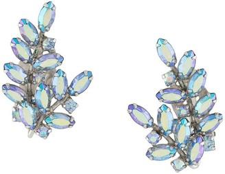 Susan Caplan Vintage 1960s G. Sherman jewels clip-on earrings