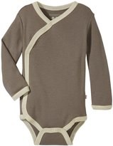 Baby Soy Essential Kimono Bodysuit (Baby) - Thunder - 6-12 Months