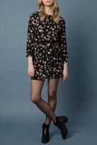Goldie Overlook Wrap Dress