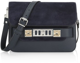 Proenza Schouler Mini PS11 Leather Crossbody Bag
