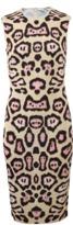 Givenchy Jaguar Print Dress