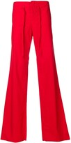 Romeo Gigli Pre Owned loose fit drawstring trousers