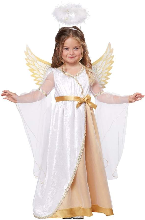 California Costumes Sweet Little Angel Child Toddler Costume 3-4T