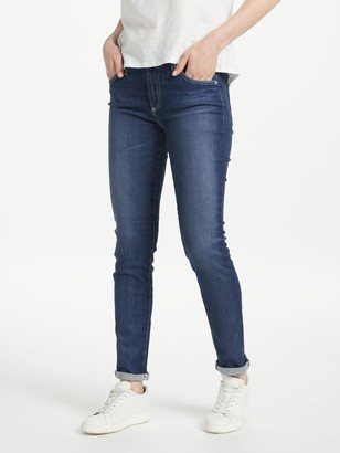 AG Jeans The Prima Mid Rise Skinny Jeans, 11 Years Journey