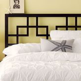 Overlapping-Squares Headboard