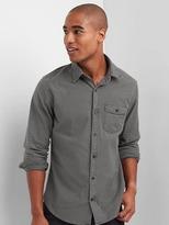 Gap Oxford garment-dye standard fit shirt