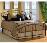 Hillsdale Vancouver Twin Duo Panel Bed Set with Rails