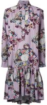 Antonio Marras floral drop waist dress - women - Cotton - 44