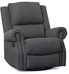 Bloomingdale's Kids Diana Nursery Recliner Swivel Glider Chair