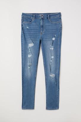 H&M H&M+ Skinny High Waist Jeans