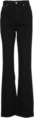 Helmut Lang High-Waisted Flared Jeans