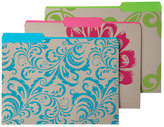 Container Store Terrace Letter-Size Interior File Folders