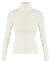 Fusalp Ancelle High-neck Wool-blend Top