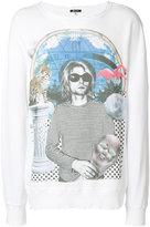 R 13 Kurt Cobain sweatshirt