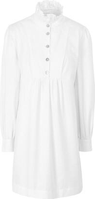 ALEXACHUNG Short dresses