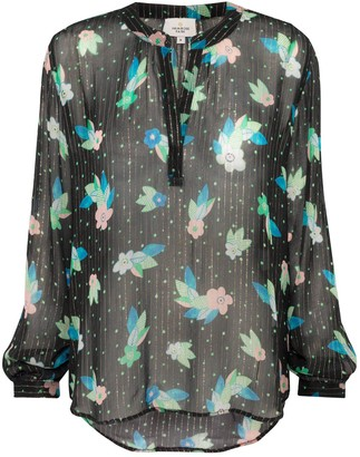 Primrose Park London Sandy Lurex Shirt