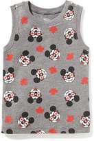 Old Navy Disney© Mickey Mouse Flag Print Tank for Toddler Boys