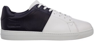 MICHAEL Michael Kors Two-Tone Lace-Up Sneakers