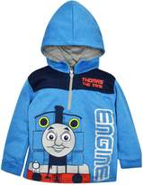 Thomas & Friends Thomas the Tank Engine Toddler / Little Boys' Quarter Zip Pullover Hoodie