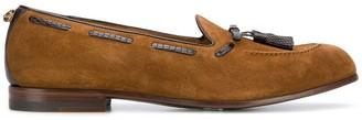 Gucci Tassel-Embellished Loafers