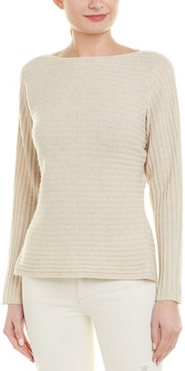 Vince Dolman Wool & Cashmere-Blend Sweater