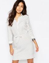 Vila Polka Dot Shirt Dress