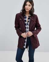 Brave Soul Rave Plain Trench