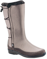 Aetrex Women's Berries Furry Bungee Boot