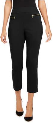 INC International Concepts Inc Zippered Skinny Pants