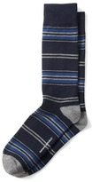 Banana Republic Pima Cotton Stripe Sport Sock